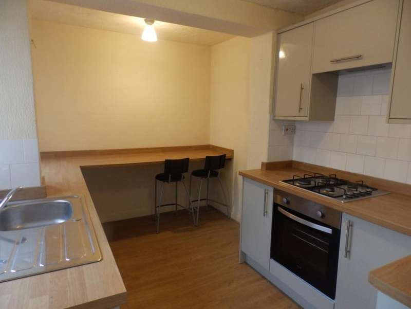 2 Bedrooms Terraced House for sale in Northcote Road, Preston, PR1