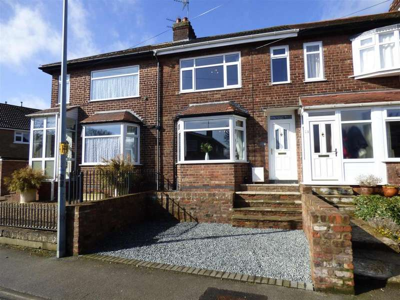 2 Bedrooms Terraced House for sale in Dale Road, Swanland