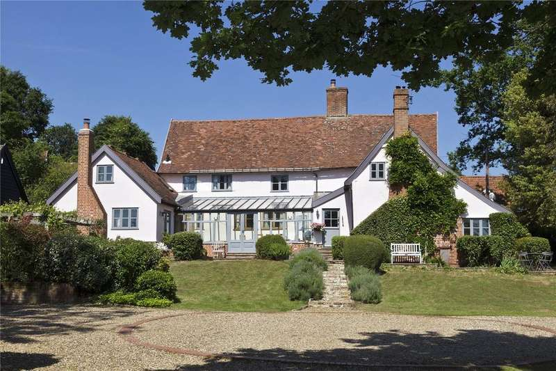 6 Bedrooms Detached House for sale in Lower Ufford, Nr Woodbridge, Suffolk, ., IP13