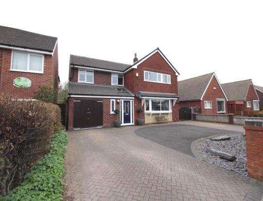 4 Bedrooms Detached House for sale in Duddle Lane, Walton Le Dale, PR5