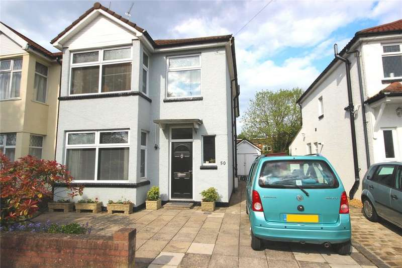 4 Bedrooms Semi Detached House for sale in Springfield Grove, Westbury Park, Bristol, BS6