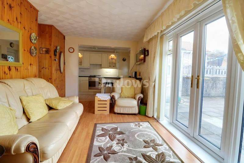 3 Bedrooms Terraced House for sale in Bryn Eglwys, Penrhiwfer