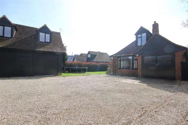 4 Bedrooms Detached House for sale in Pepper Hill, Great Amwell
