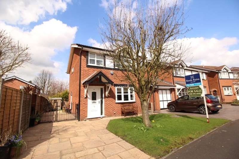 3 Bedrooms Detached House for sale in Medway Crescent, Altrincham, WA14