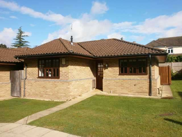 2 Bedrooms Bungalow for sale in WINDSOR DRIVE, NAILSEA