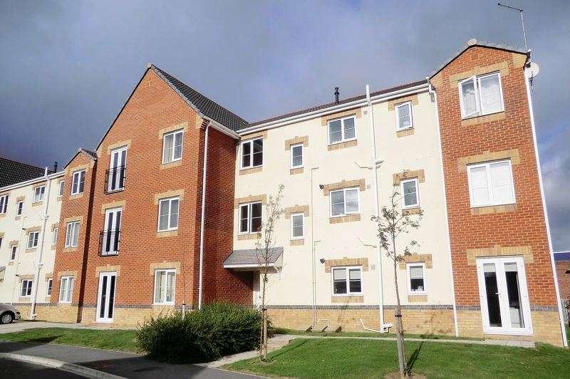 2 Bedrooms Apartment Flat for sale in Sidney Gardens, Blyth, Blyth, Northumberland, NE24 5NJ