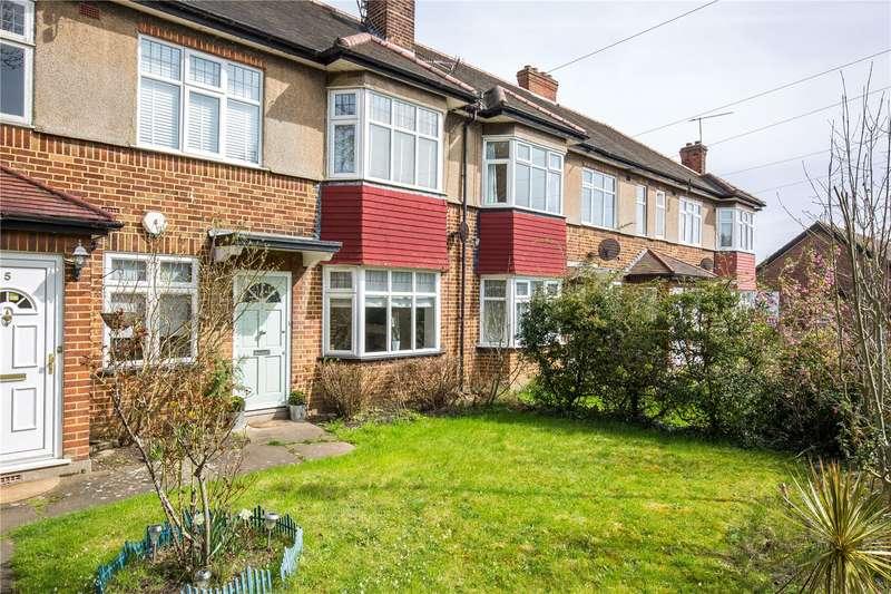 2 Bedrooms Maisonette Flat for sale in Porch Way, Whetstone, London, N20