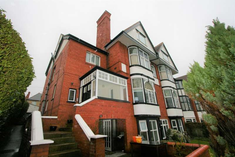 2 Bedrooms Apartment Flat for sale in Warren Drive, New Brighton, CH45