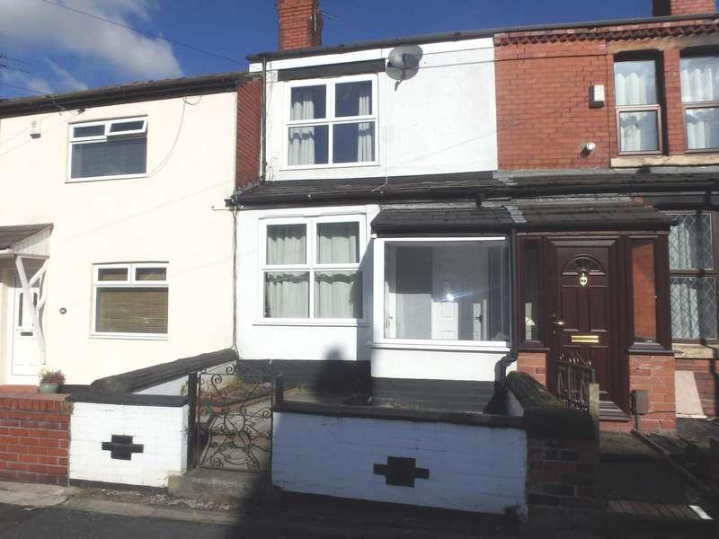 3 Bedrooms Terraced House for sale in Samuel Street, Warrington