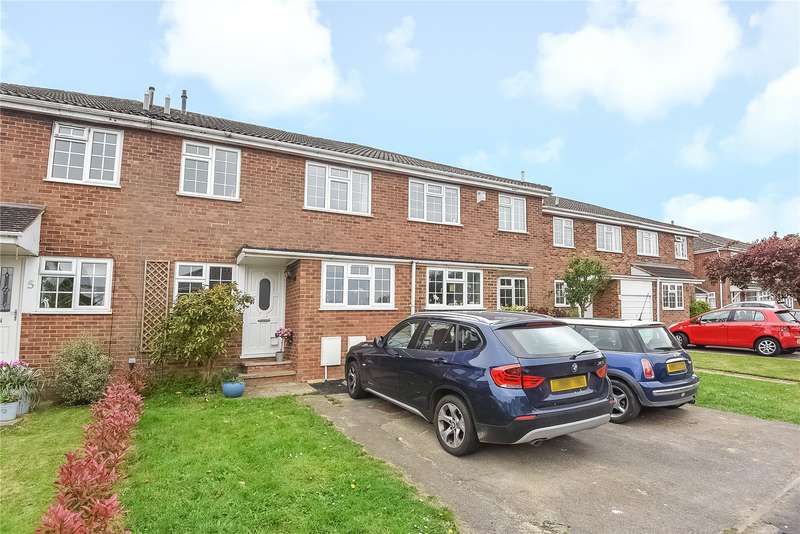 3 Bedrooms Terraced House for sale in Summerfield Close, Wokingham, Berkshire, RG41