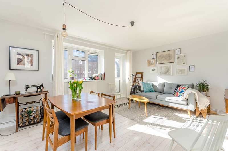 3 Bedrooms Flat for sale in Anerley Road, Crystal Palace, SE19
