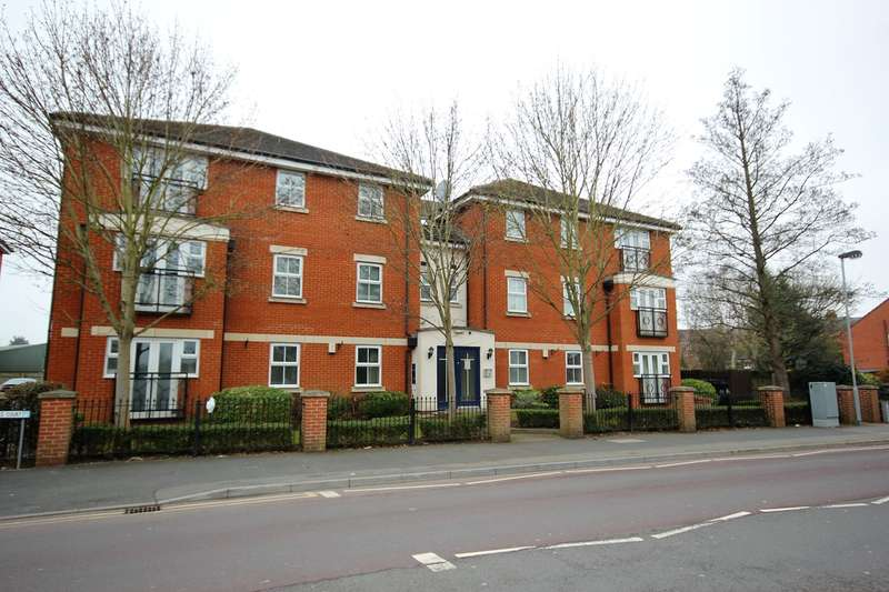 2 Bedrooms Apartment Flat for sale in Bath Road, Cherry Orchard, Worcester, WR5
