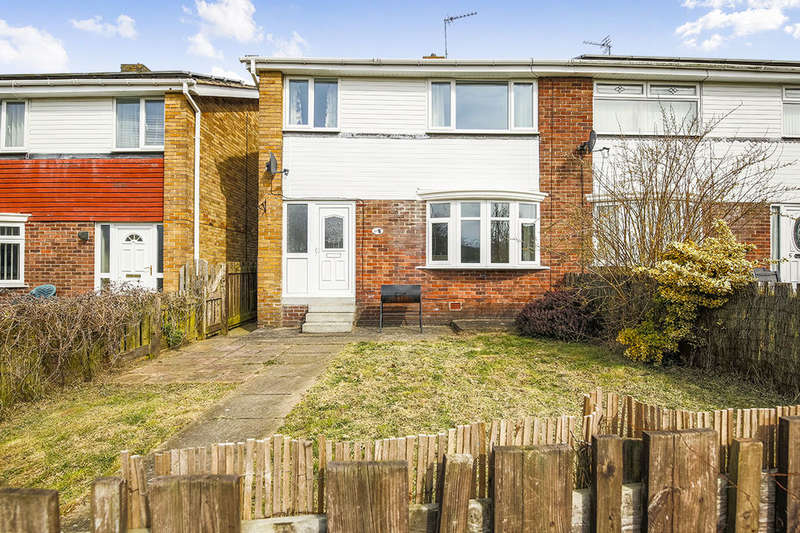 3 Bedrooms Semi Detached House for sale in Fulforth Way, Sacriston, Durham, DH7