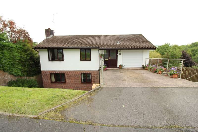 4 Bedrooms Detached House for sale in Grove Park Drive, Newport, NP20