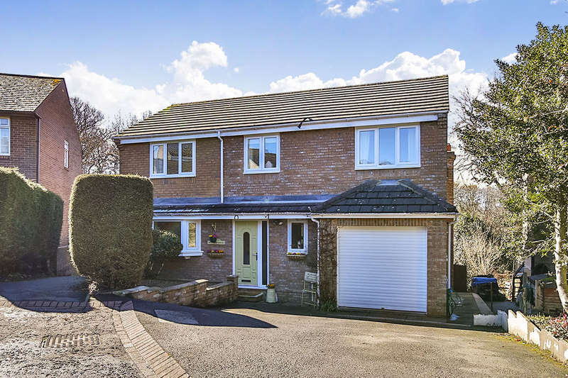 4 Bedrooms Detached House for sale in October House Chepstow Close, Shotley Bridge, Consett, DH8