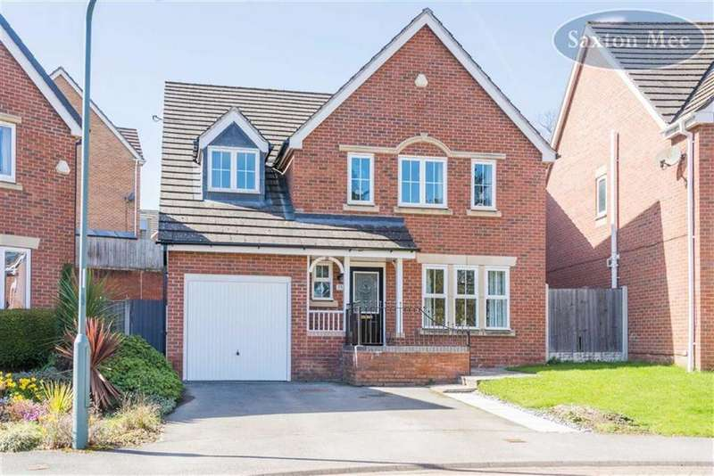 5 Bedrooms Detached House for sale in Church Fold, Wadsley Park Village, Sheffield, S6