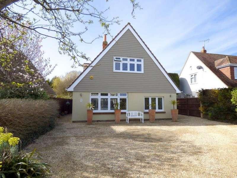 3 Bedrooms Detached House for sale in Willow Way, Aldwick Bay Estate, Aldwick, Bognor Regis PO21