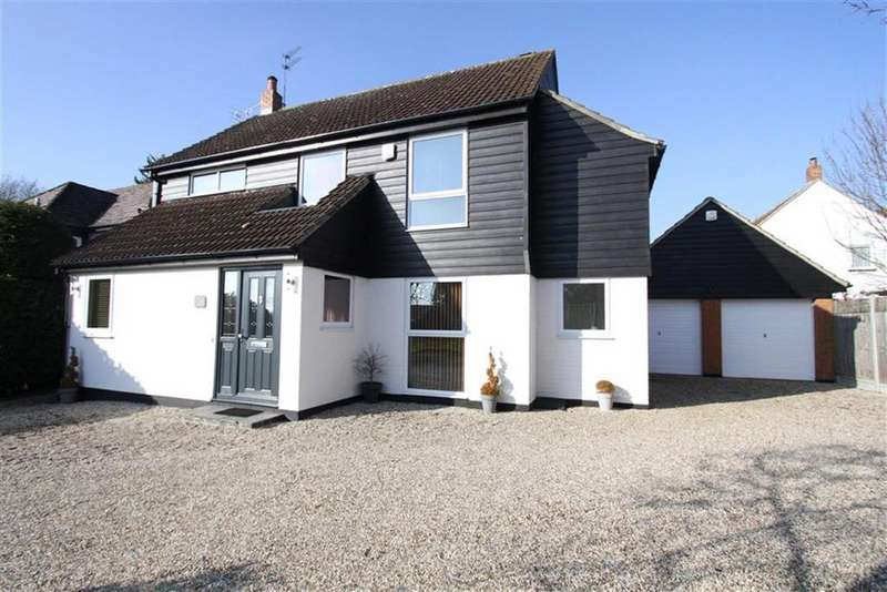 4 Bedrooms Detached House for sale in Pyne Gate, Galleywood
