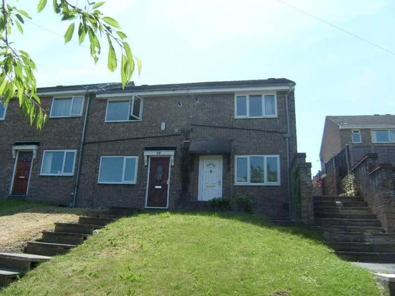 2 Bedrooms Town House for sale in Ripley Road, LIVERSEDGE, West Yorkshire