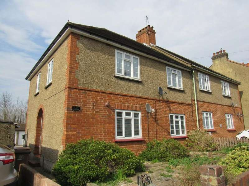 2 Bedrooms Ground Maisonette Flat for sale in Tharp Road, Wallington