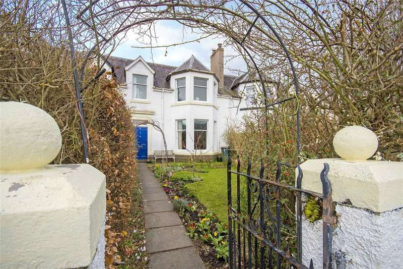 3 Bedrooms Terraced House for sale in Glenhaven, 2 Nellfield Road, Crieff, Perth and Kinross, PH7
