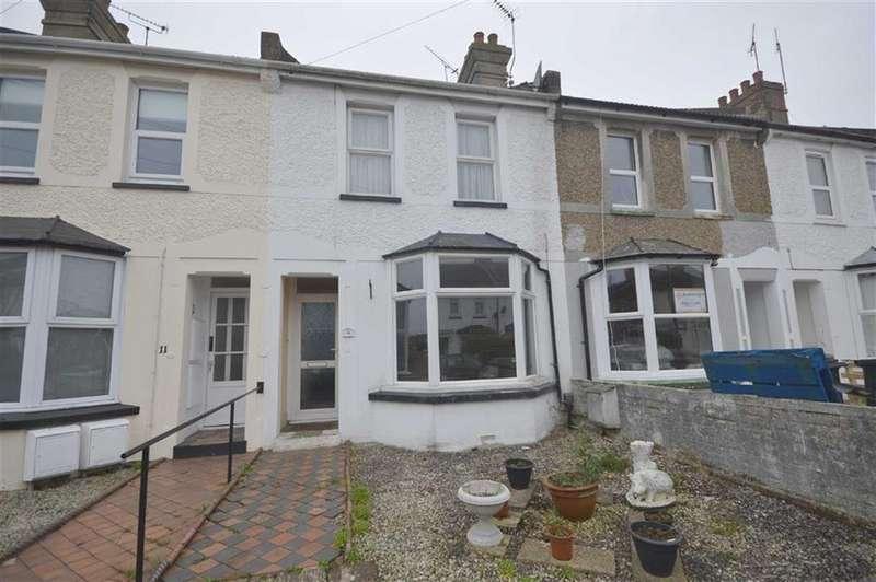 3 Bedrooms Terraced House for rent in Linden Road, Ashford, Kent