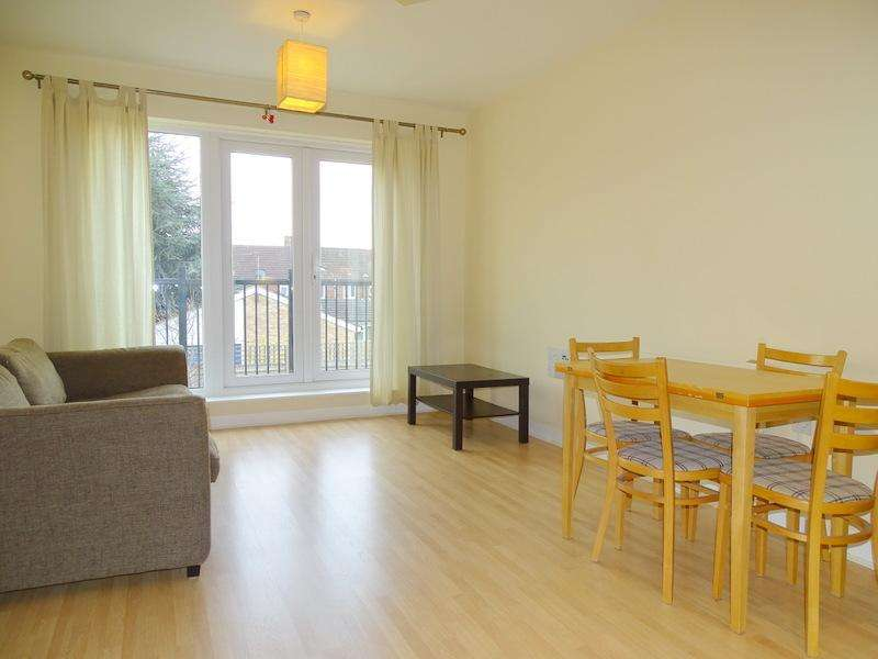 2 Bedrooms Flat for rent in Helix Court, Hedera Place, Hounslow