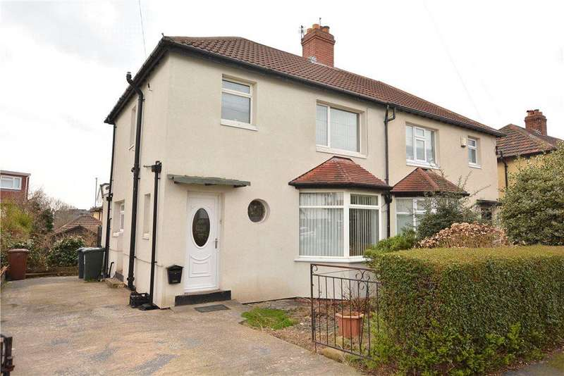3 Bedrooms Semi Detached House for sale in Easterly Crescent, Leeds