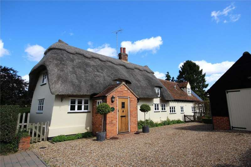 3 Bedrooms Unique Property for sale in The Druce, Clavering, Saffron Walden, Essex, CB11