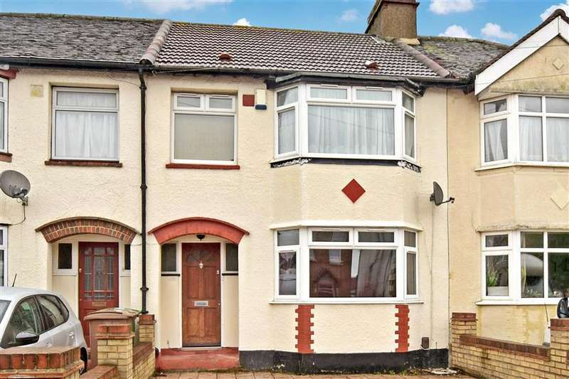 3 Bedrooms Terraced House for sale in Prince Of Wales Road, Sutton, Surrey