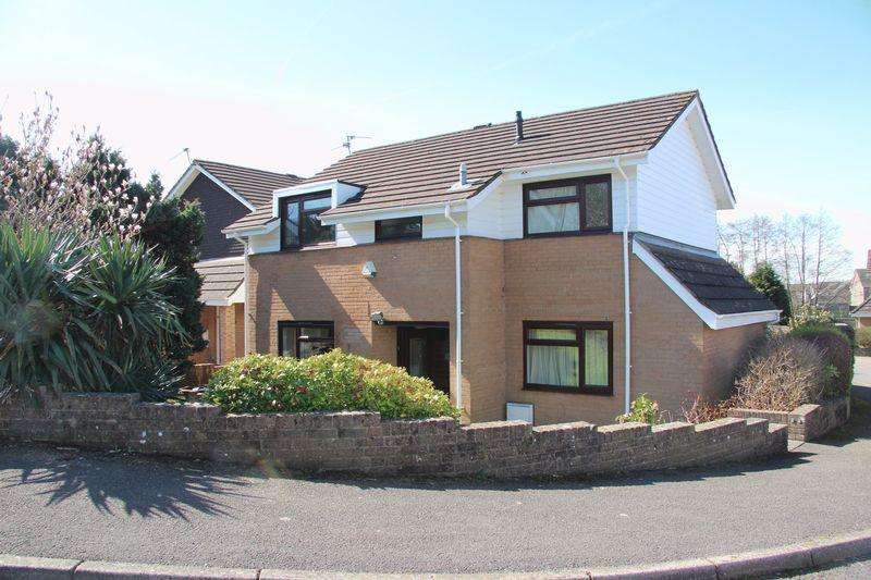4 Bedrooms Detached House for sale in Millfield Park, Magor