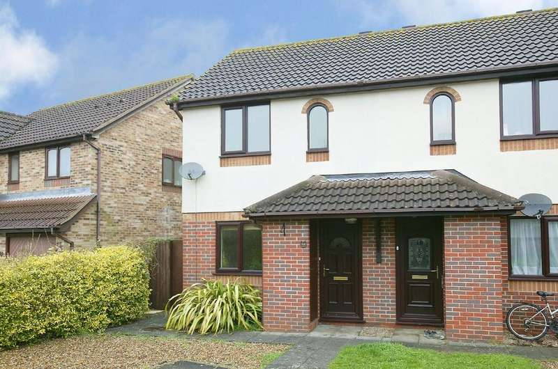 2 Bedrooms End Of Terrace House for sale in Worcester Way, Attleborough
