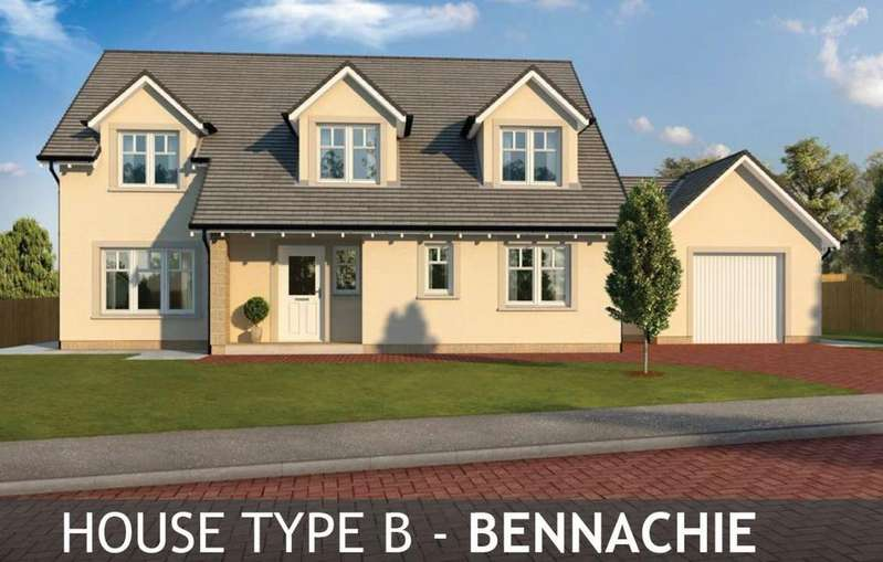 4 Bedrooms Detached House for sale in Plot 11, Marlefield Grove, Tibbermore
