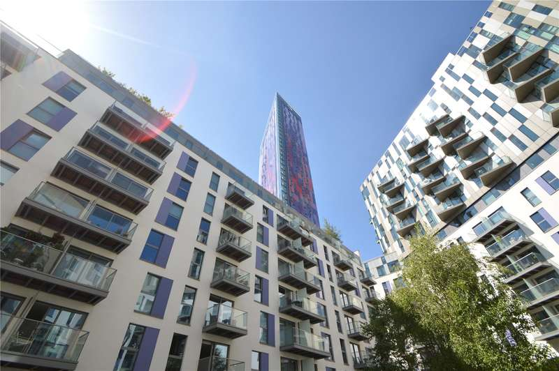 2 Bedrooms Apartment Flat for sale in The Tower, Saffron Central Square, Croydon