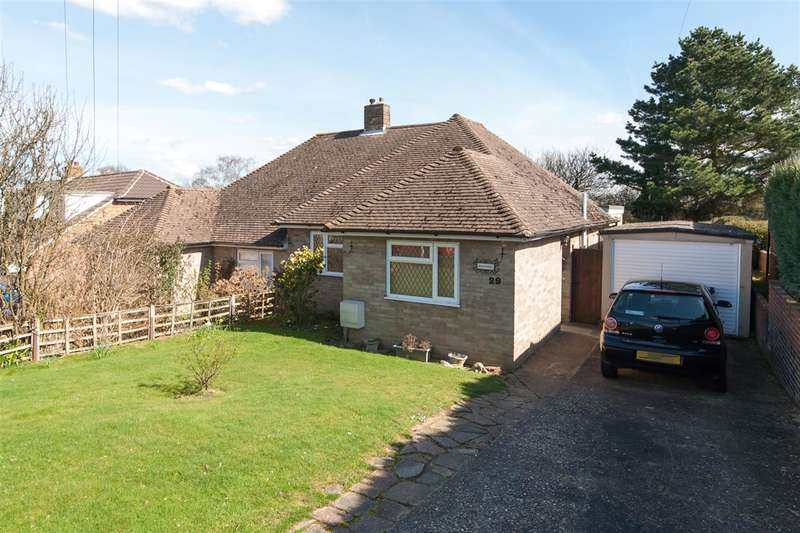 3 Bedrooms Bungalow for sale in Hillview Road, Canterbury