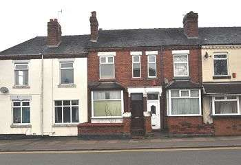 2 Bedrooms Terraced House for sale in Hartshill Road, Hartshill, Stoke-on-Trent, ST4 9PG