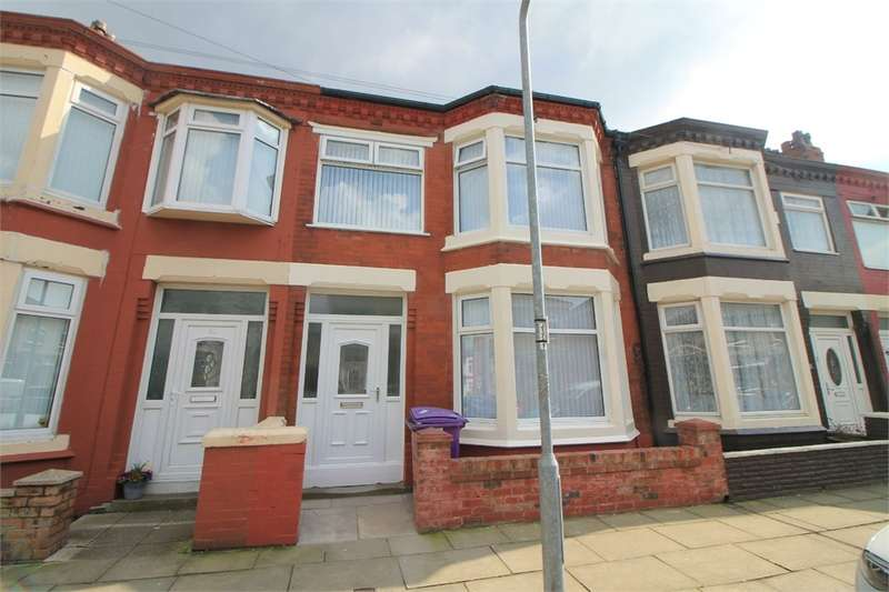 3 Bedrooms Terraced House for sale in Selby Road, Orrell Park, Merseyside