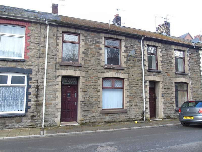 3 Bedrooms Terraced House for sale in Station Terrace, Mountain Ash