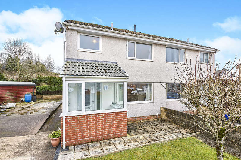 3 Bedrooms Semi Detached House for sale in Norbeck Park, Cleator Moor, CA25