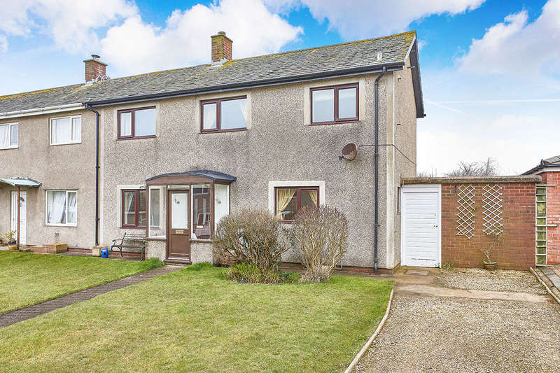 3 Bedrooms Semi Detached House for sale in Coniston Avenue, Seascale, CA20