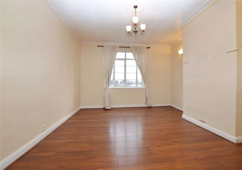 2 Bedrooms Apartment Flat for sale in Clive Lodge, Shirehall Estate, Hendon, London, NW4