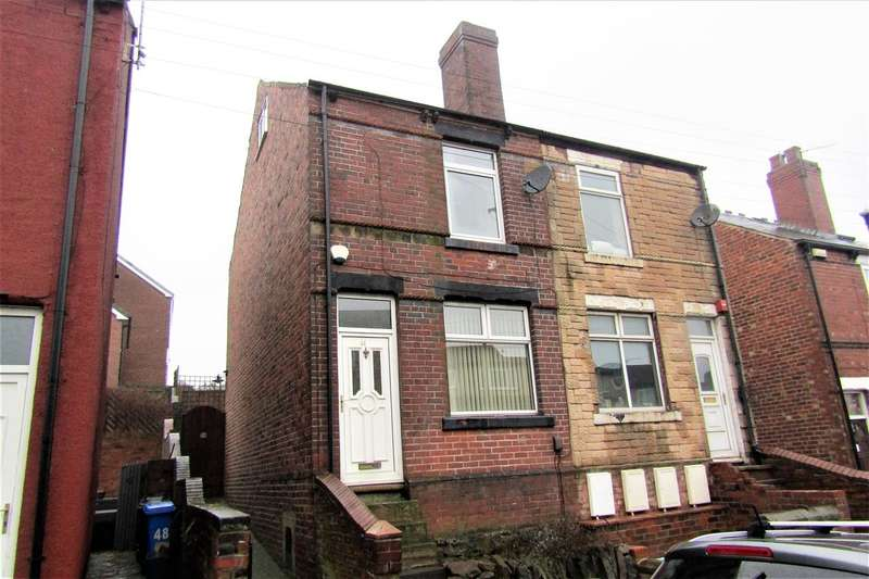3 Bedrooms Semi Detached House for sale in Tansley Street, Wincobank, Sheffield