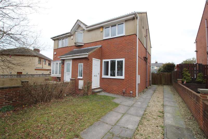2 Bedrooms Semi Detached House for sale in Old Farm Crescent, Bradford