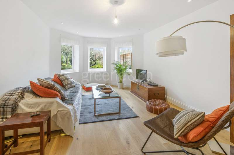 3 Bedrooms Flat for sale in Christchurch Avenue, Mapesbury, London, NW6