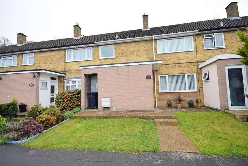 3 Bedrooms Terraced House for sale in Fold Croft, Harlow, Essex, CM20 1SJ