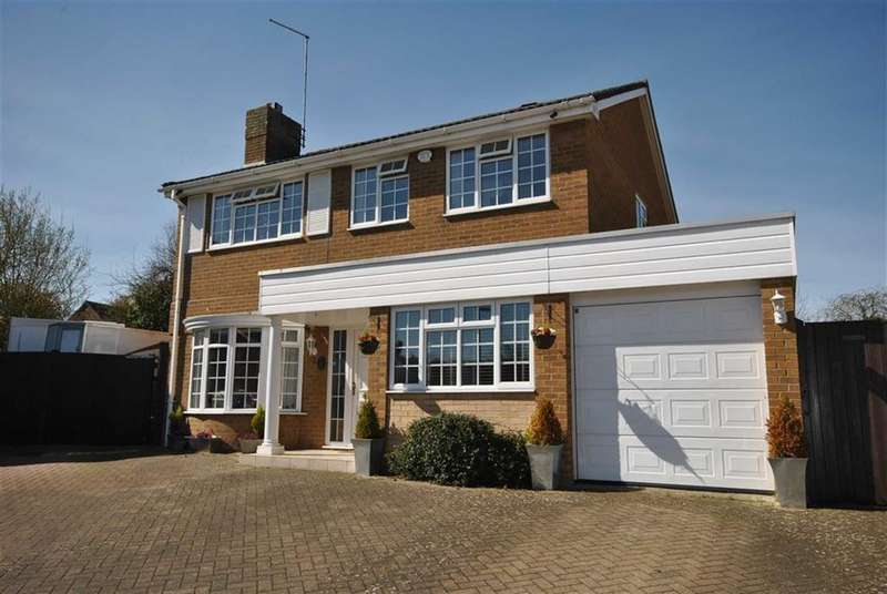 4 Bedrooms Detached House for sale in Kislingbury