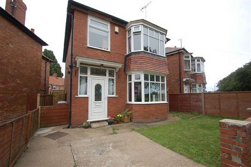 3 Bedrooms Detached House for sale in St Thomas Road, Bridlington, East Yorkshire, YO16
