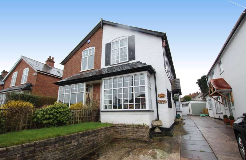 2 Bedrooms Semi Detached House for sale in Clarence Road, Sutton Coldfield, B74 4AU