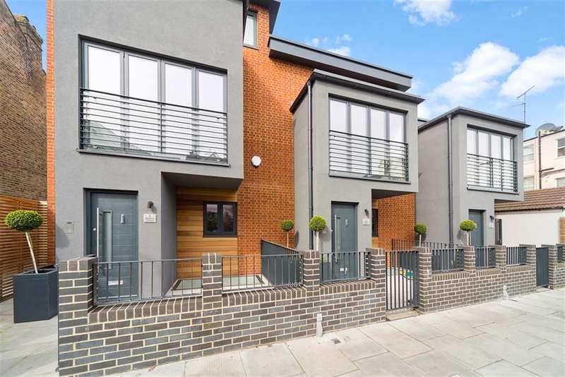 5 Bedrooms Semi Detached House for sale in Wayford Terrace, Willcott Road, Acton, W3 9QX