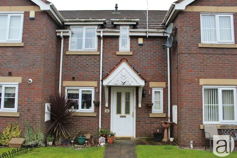2 Bedrooms Mews House for sale in Scholes Lane St Helens WA10